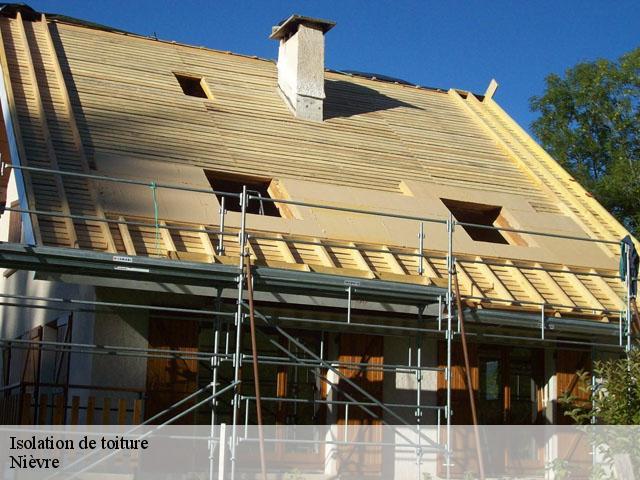 entreprise d 39 isolation toiture 58 ni vre t l. Black Bedroom Furniture Sets. Home Design Ideas